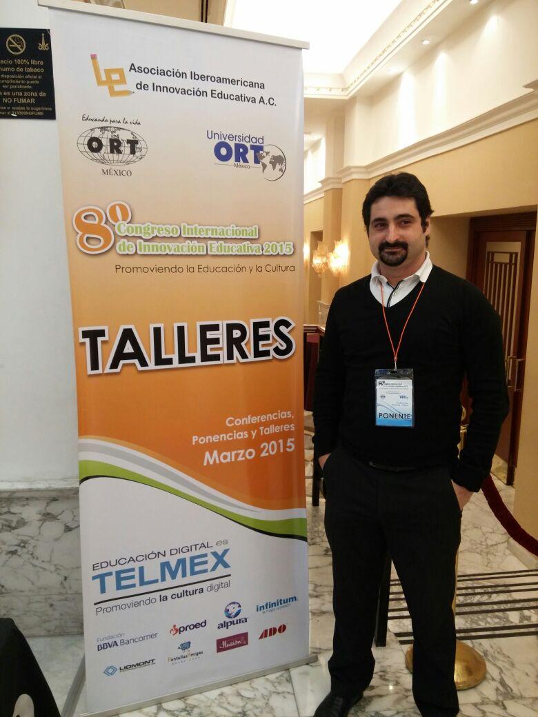Urko-fernández-director-de-proyecto-de-pantallas-amigas-congreso-internacional-de-innovación-educativa-méxico