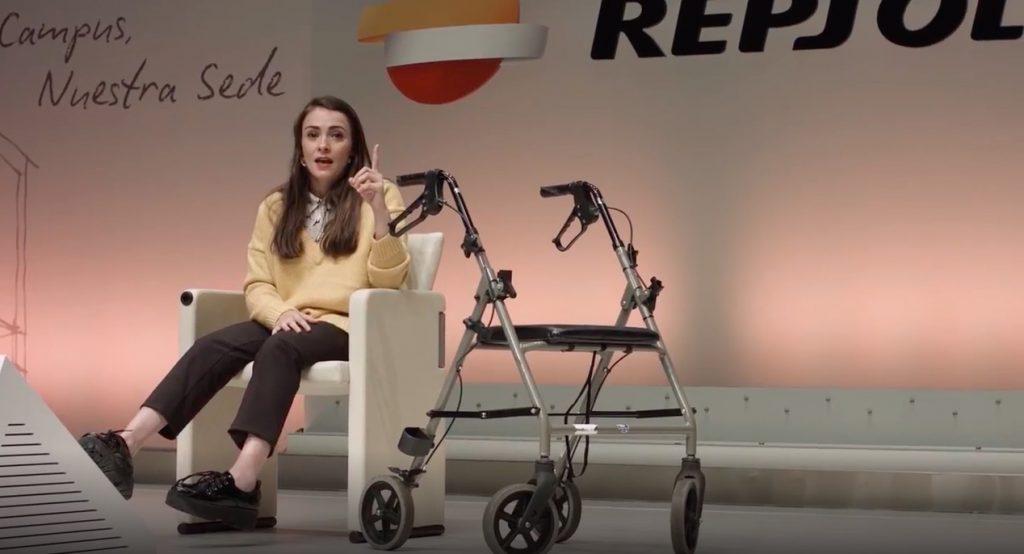 La cantante y actriz Miriam Fernández compartió su experiencia con el bullying en una charla enmarcada en el evento #QuétalEnElCole